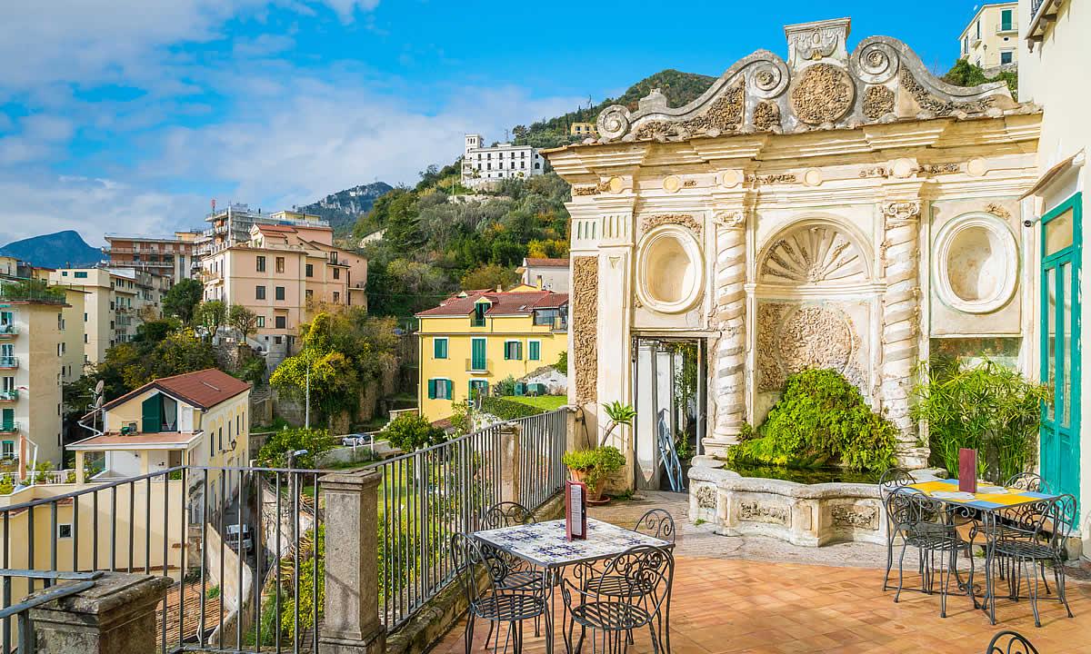 ZelZar Residence Salerno centro